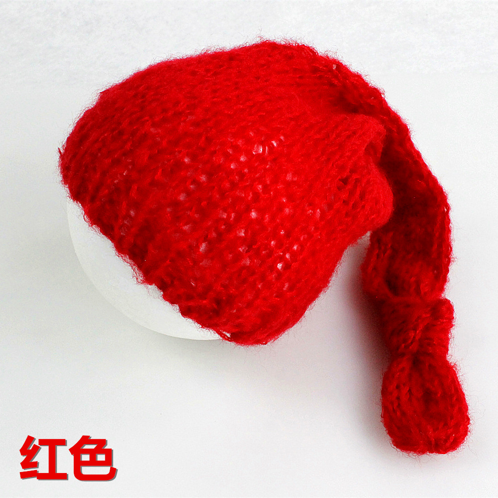 Children's Photography Cap Baby Taking Pictures By Hand Knitting  CHD10150