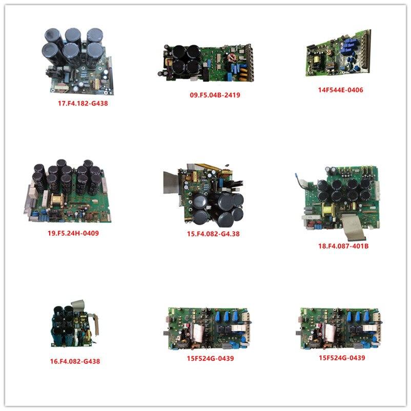 17.F4.182-G438|09.F5.04B-2419|14F544E-0406|19.F5.24H-0409|15.F4.082-G4.38|18.F4.087-401B|16.F4.082-G438|15F524G-0439 Used