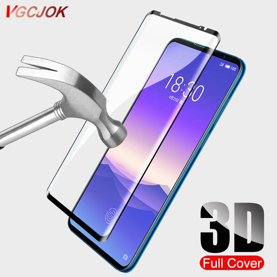 3d-Protection Glass 16xs Note 9 Meizu 16 for 16x16th/16xs/M6t/M6s 8 Full-Cover M8x8