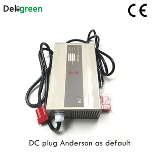 Image 3 - 48 в 10 А 15 а умное портативное зарядное устройство для электрического вилочного погрузчика, скутера для 16S 58,4 в Lifepo4 15S 63 в LiNCM свинцово кислотная батарея