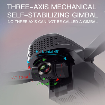 2021 NEWest SG908 Three-Axis Gimbal Drone With 4K Professional Camera 5G GPS WIFI FPV Dron Brushless Motor RC Quadcopter PKSG907 2