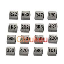 1250 12*12*5 milímetros SMT indutor 1uH 1.5uH 2.2uH 3.3uH 4.7uH 6.8uH 10uH 22uH 33uH