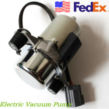 DC 12V Electric Vacuum Pump Power Brake Booster Auxiliary Pump Assembly UP28 for GM недорого