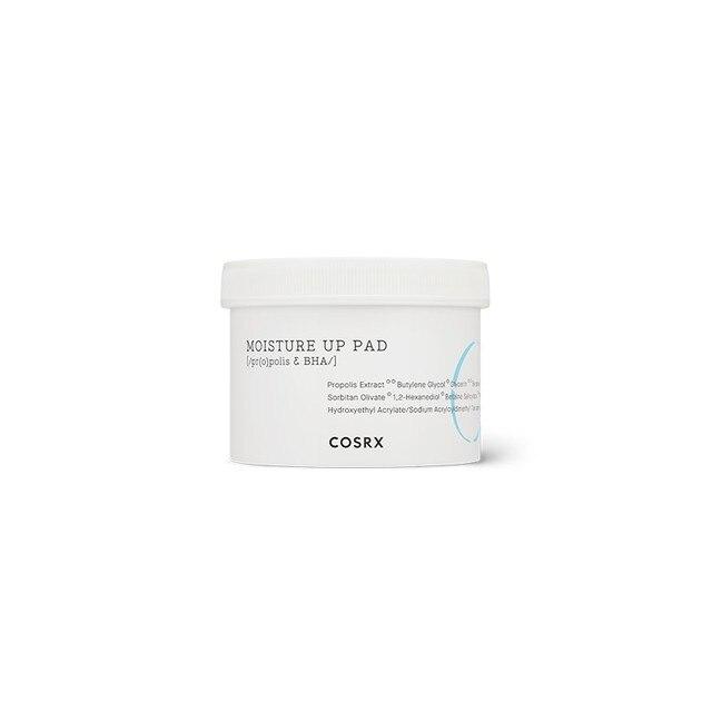 COSRX One Step Moisture Up Pad 70pcs Hyaluronic Acid Face Skin Care Smooth Moisturizing Facial Mask Korea Cosmetics