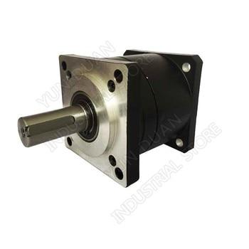 80mm Nema32 Ratio 16 :1 Planetary Gearbox Speed Reducer  Shaft 19mm Carbon steel Gear for Servo Stepper Motor