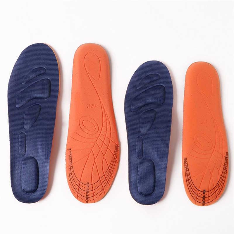 1 ペアファッション男性女性ユニバーサル唯一フラットインソール通気性消臭インソール整形外科マッサージスポーツの靴パッド