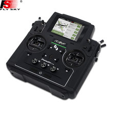 Flysky FS-PL18 Paladin 2.4G 18CH Radio Zender W/FS-FTr10 Ontvanger Hvga 3.5 Inch Tft Touch Screen Voor Rc fpvdrone(China)