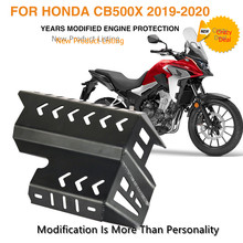 Engine Eprotection Cover Chassis For Honda CB500X 2019-2020 Cooling radiator motorcycle accessories For motocross