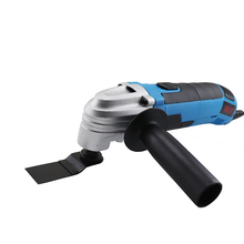 Hand-held Electric Punching Machine Multi-function Trimming Woodworking Tools 220V