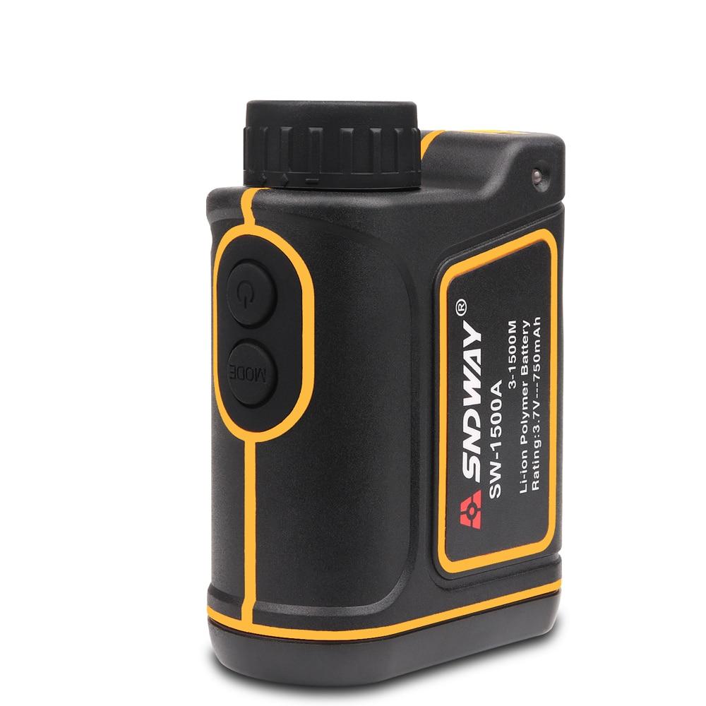 SNDWAY nuotolinio stebėjimo lazerio ieškiklis monokulinis - Matavimo prietaisai - Nuotrauka 4
