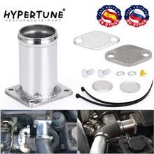 Hypertune-ALUMINUM EGR комплект для удаления/удаление EGR комплект заглушки байпаса для BMW E46 318d 320d 330d 330xd 320cd 318td 320td EGR07