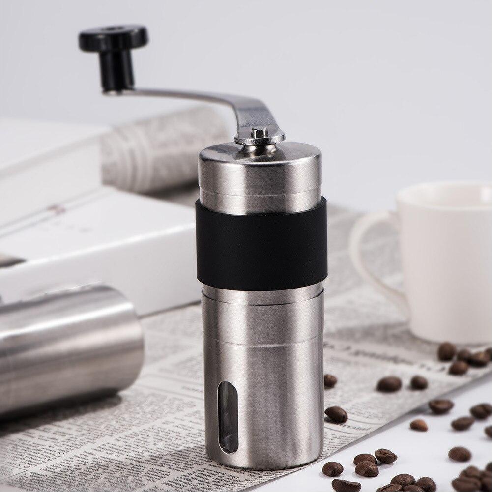 Ручная кофемолка из нержавеющей стали 304 набор Кофи мельниц