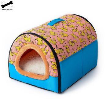 Handheld Foldable Dog House 5