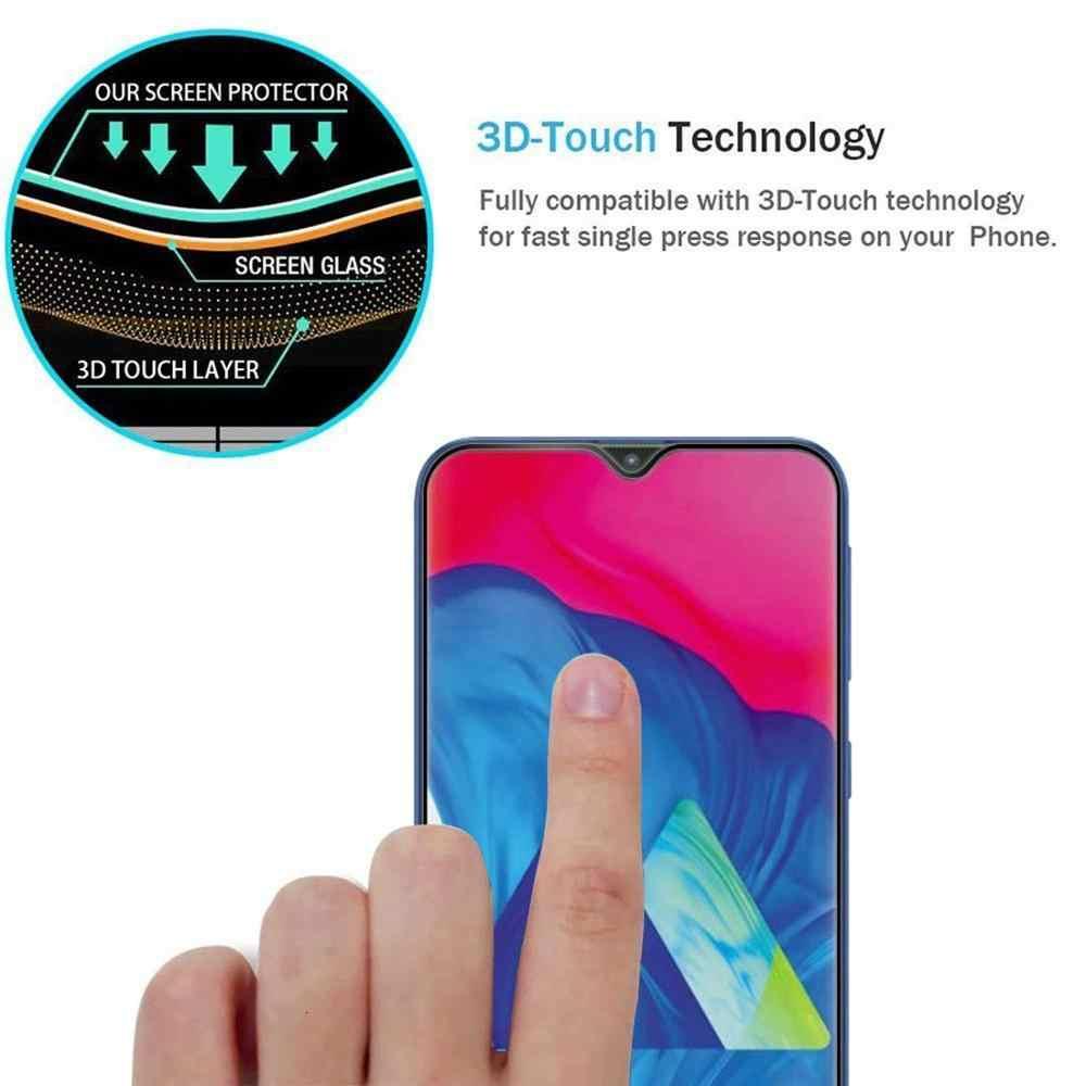 Kính Cường Lực Dành Cho Samsung Galaxy Samsung Galaxy A10 A20 A20E A30 A40 A40S A50 A60 A70 A80 A90 Full Keo Bao 3D miếng Dán Màn Hình Kính Cường Lực