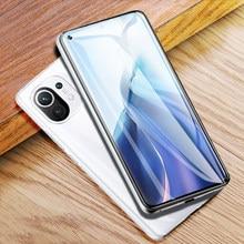 CHYI – Film 3D incurvé pour Xiaomi Mi 11 Ultra, protecteur d'écran, couverture complète, 5G, avec outils, pas de verre, pas de bulles
