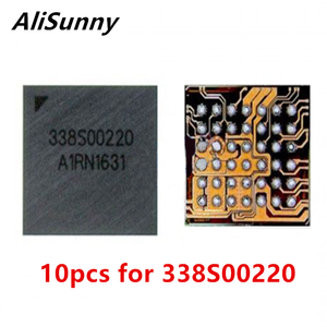 Image 1 - AliSunny 10 adet 338S00220 küçük ses ic için iPhone 7 7 artı U3301 U3402 U3502 parçaları