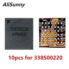 AliSunny 10pcs 338S00220 קטן אודיו ic עבור iPhone 7 7 בתוספת U3301 U3402 U3502 חלקי