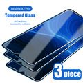 3 шт.! Закаленное стекло для экрана для Realme 7 Pro 7i 5 5S 5i экранные протекторы для Realme 6 Pro 6i 6S 2 3 Pro 3i защитная пленка
