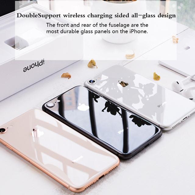 Global Version Apple iPhone 8 LTE Mobile Phone 2GB RAM 64GB/256GB ROM Apple A11 Bionic Hexa Core 4.7″ 12MP NFC 1821mAh iOS Phone
