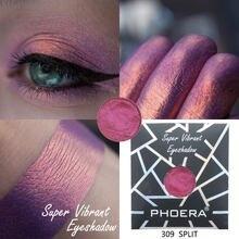 Foera 12 cores perolado matte sedoso à prova deyeágua sombra paleta suave fácil de usar shimmer maquiagem sombra de olho em pó tslm1