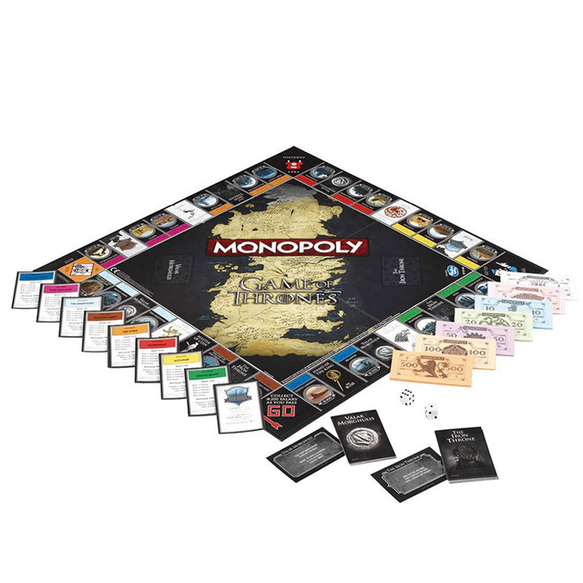 Monopoly Game of Thrones (English Version) 2