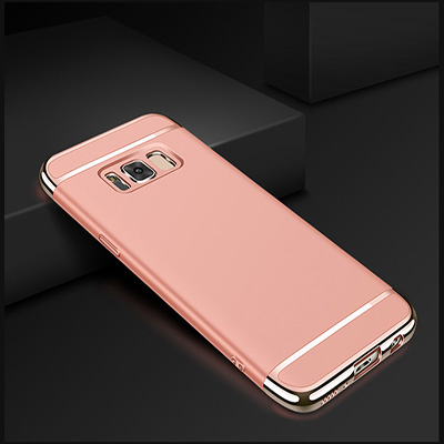 360 Fully Wrapped Splicing Design Shockproof Samsung Galaxy Cover