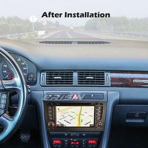 Image 2 - 2706 samochodowe stereo dla AUDI A6 S6 RS6 allroad Bluetooth Android 10 CarPlay GPS DVB TPMS Radio DAB Autoradio odtwarzacz DVD jednostka główna