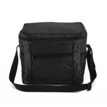 Портативная сумка-холодильник для хранения пищевых продуктов для пикника, Термические изоляционные сумки, дорожные Нейлоновые женские сумки для обеда