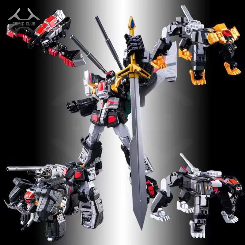 COMIC CLUB IN-STOCK Beast Combination BC01 MB Metal Build GOD BLESS THE MACHINE DANCOUGA Action Figure