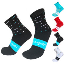 Road-Cycling-Socks Bicycle Professional Sports High-Quality New Breathable