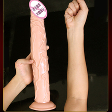цены 32X8.5 CM big Dildo vibrator suction cup dildo realistic huge horse dildos vibrators adult toys toys for woman sex shop anal