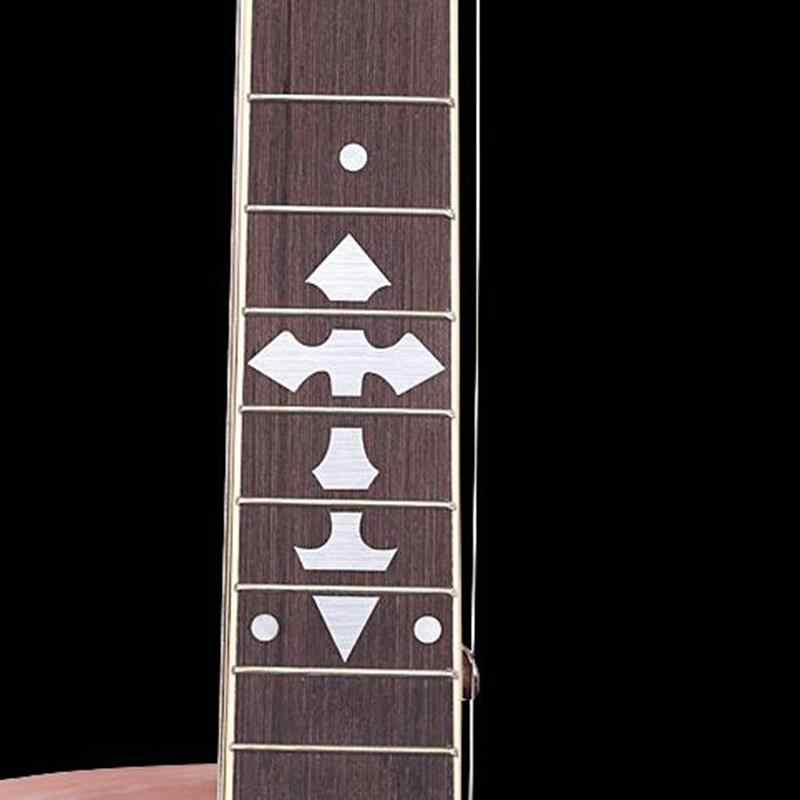 กีตาร์สติกเกอร์ Fingerboard Fingerboard สัตว์เลี้ยง Decals ตกแต่ง MARKER Fretboard คีย์บอร์ดอุปกรณ์เสริมตกแต่ง