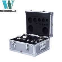 Free Shipping E2 F1 F2 M1 Grade 2kg-1mg Weighing Instrument Stainless Steel Weight