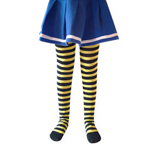 Dress Pantyhose Tights Christmas-Clothes Toddler Kids Girls Boy Halloween 6-14Y Decro