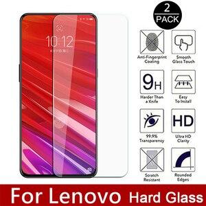2pcs 9H Protective Glass for Lenovo A328 A536 A316i A2010 A1000 A5 HD Glass Screen Protector for Lenovo Z6 Lite Z5 Pro Z5S Film(China)