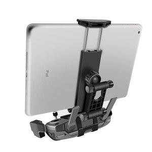 Image 2 - DJI support de télécommande support téléphone tablette avant support de support pour DJI Mavic 2 Pro DJI Mavic Air étincelle pince de montage pour tampon