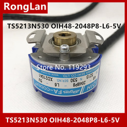 [Bella] TS5213N530 OIH48-2048P8-L6-5V, Japan 'S Nieuwe High-End Tamagawa Encoder Technologie