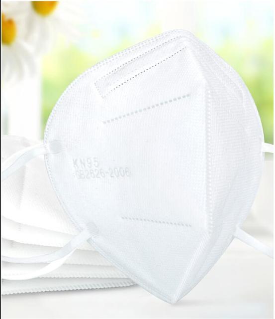 10/20PCS N95 Mask Antivirus Flu Anti Infection KN95 Masks Particulate Respirator PM2.5 Protective Safety Same as KF94 FFP2 2