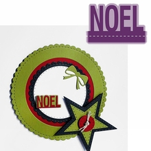 Noel Metal Cutting Dies Phrase Die Cuts For Card Making DIY Decoration New 2019 Embossed Crafts Cards