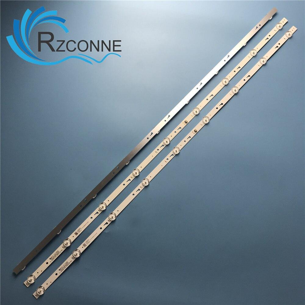 LED Backlight Strip 9 Lamp For PPTV-43VF4  JL.D4391330-296AS-M 43C4