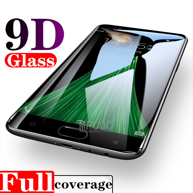 9D Full Cover Glass Film For Samsung Galaxy J4 2018 Tempered Glass For Samsung J4 Plus