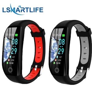 Image 1 - F21 Smart Bracelet GPS Distance Fitness Activity Tracker IP68 Waterproof Blood Pressure Watch Sleep Monitor Band Wristband