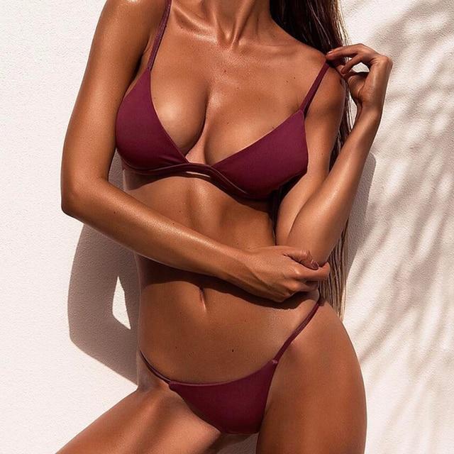 Low Waist Bikini