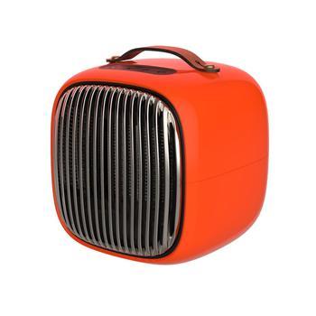 Desktop Smart Heater Multi-function Mini Smart Fan PTC Ceramic Heating 3seconds Fast Heat Household Dormitory Small Space Heater