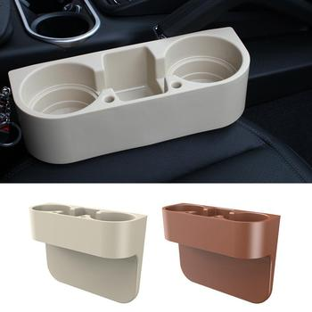 Cup Holder Auto Car Truck Food Water Mount Bottle Stand Storage Box Organizer Auto parts image