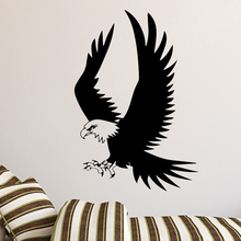 Exquisite Eagle Wall Sticker Removable Stickers Diy Wallpaper For Kids Room Living Home Decor LW296