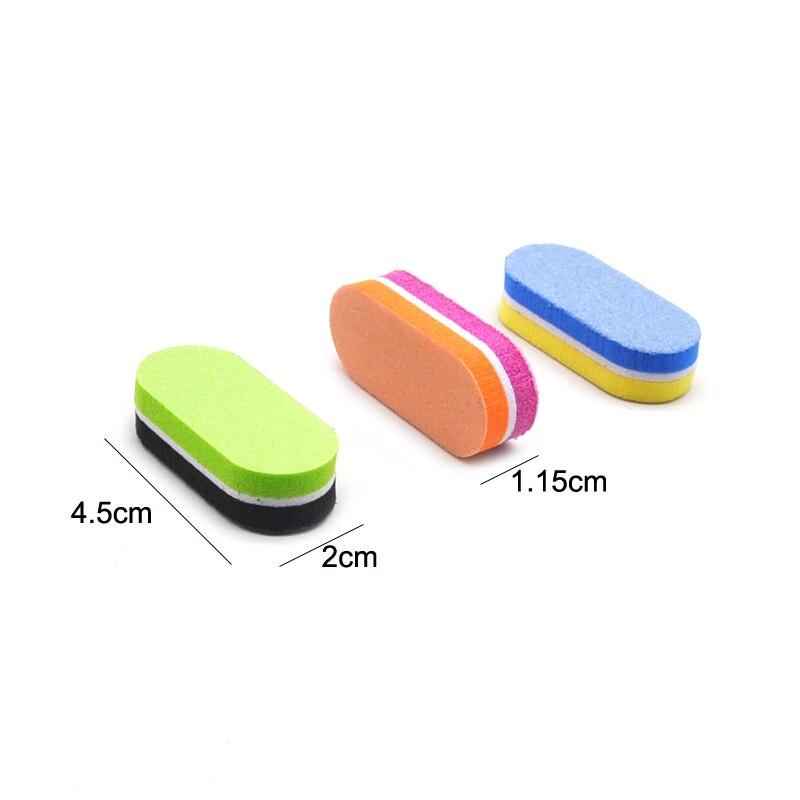 de Unhas Color MIX Pedicure Manicure DIY