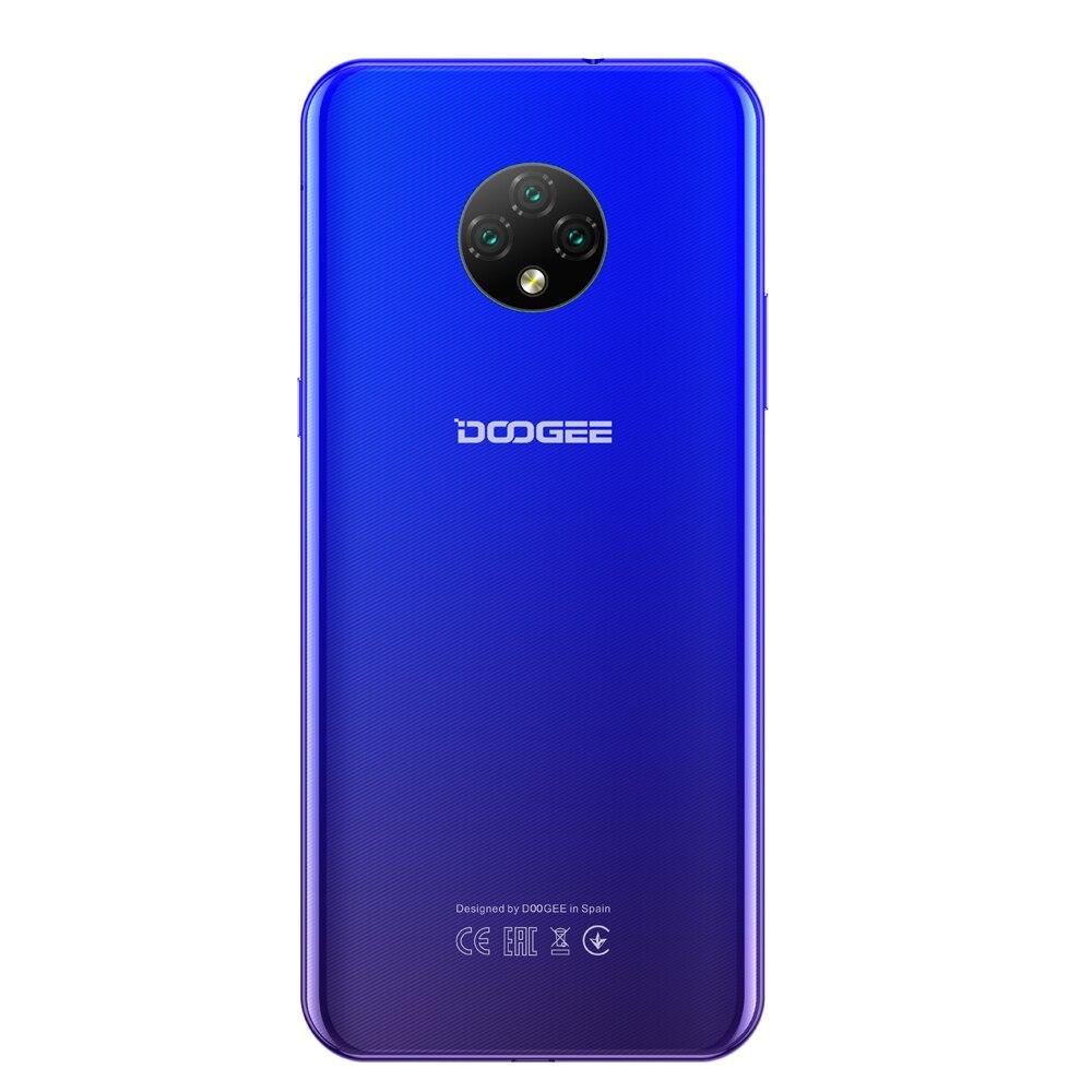 "DOOGEE X95 4G LTE Cellphone Android 10 Mobilephone 6.52"" Display 13MP Triple Camera 2GB RAM 16GB ROM MTK6737 4350mAh"