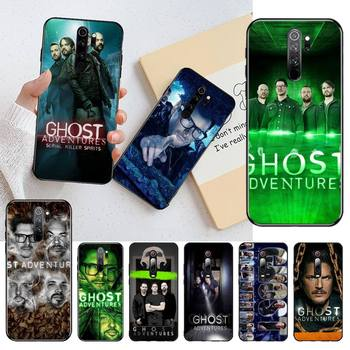 NBDRUICAI American documentary Ghost Adventures Coque Shell Phone Case for Redmi Note 8 8A 7 6 6A 5 5A 4 4X 4A Go Pro Plus Prime image