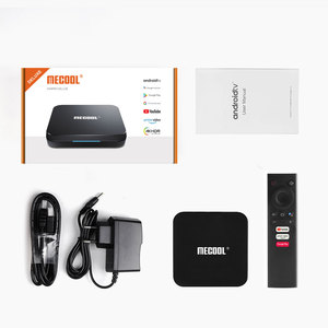 Image 5 - MECOOL KM9 Pro Android 10.0ทีวีกล่อง4G RAM 32G ROM 2.4G/5G WiFi BT 4.1 Amlogic S905X2 Android 9.0 TV Box Media Player